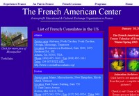 The French-American Center