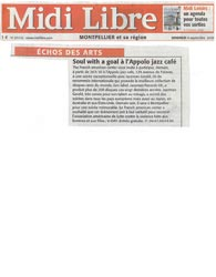 Article Presse - Midi Libre - The French-American Center