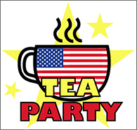 The Tea Party au French American Center de Montpellier